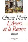 """Couverture du livre : """"L'avers et le revers"""""""