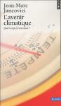"""Couverture du livre : """"L'avenir climatique"""""""