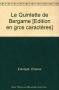 """Couverture du livre : """"Le quintette de Bergame"""""""