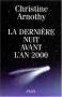 """Couverture du livre : """"La dernière nuit avant l'an 2000"""""""