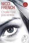 """Couverture du livre : """"Charlie n'est pas rentrée"""""""