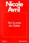 """Couverture du livre : """"Sur la peau du diable"""""""