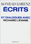 """Couverture du livre : """"Ecrits et dialogues avec Richard J. Evans"""""""
