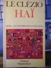 """Couverture du livre : """"Haï"""""""