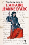 """Couverture du livre : """"L'affaire Jeanne d'Arc"""""""