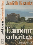 """Couverture du livre : """"L'amour en héritage"""""""