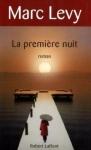 """Couverture du livre : """"La première nuit"""""""