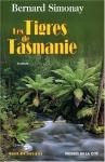 """Couverture du livre : """"Les tigres de Tasmanie"""""""