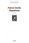 """Couverture du livre : """"Equatoria"""""""