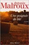 """Couverture du livre : """"Une poignée de blé"""""""
