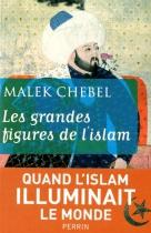 """Couverture du livre : """"Les grandes figures de l'Islam"""""""
