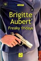 """Couverture du livre : """"Freaky fridays"""""""