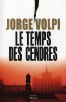 """Couverture du livre : """"Le temps des cendres"""""""
