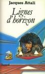 """Couverture du livre : """"Lignes d'horizon"""""""