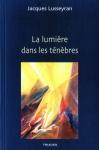 """Couverture du livre : """"La lumière dans les ténèbres"""""""
