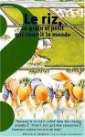 """Couverture du livre : """"Le riz, ce grain si petit qui nourrit le monde"""""""