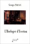 """Couverture du livre : """"L'horloger d'Everton"""""""
