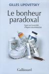 """Couverture du livre : """"Le bonheur paradoxal"""""""