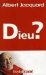 """Couverture du livre : """"Dieu ?"""""""