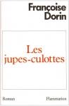 """Couverture du livre : """"Les jupes-culottes"""""""