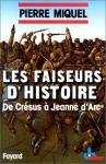 """Couverture du livre : """"Les faiseurs d'histoire"""""""