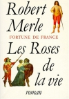 """Couverture du livre : """"Les roses de la vie"""""""