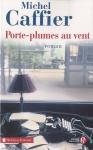 """Couverture du livre : """"Porte-plumes au vent"""""""