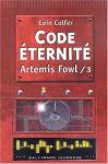 """Couverture du livre : """"Code éternité"""""""