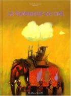 """Couverture du livre : """"Le tatoueur de ciel"""""""