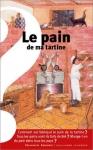 """Couverture du livre : """"Le pain de ma tartine"""""""