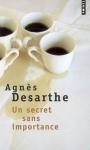"""Couverture du livre : """"Un secret sans importance"""""""