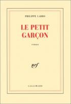 """Couverture du livre : """"Le petit garçon"""""""