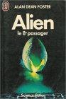 """Couverture du livre : """"Alien"""""""
