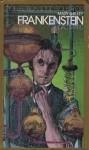 """Couverture du livre : """"Frankenstein"""""""
