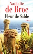 """Couverture du livre : """"Fleur de sable"""""""