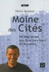 """Couverture du livre : """"Moine des cités"""""""