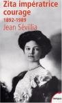 """Couverture du livre : """"Zita, impératrice courage"""""""
