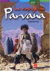 """Couverture du livre : """"Le voyage de Parvana"""""""