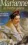 """Couverture du livre : """"Marianne ou l'ombre galante"""""""