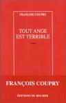 """Couverture du livre : """"Tout ange est terrible"""""""