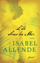 """Couverture du livre : """"L'île sous la mer"""""""