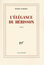 """Couverture du livre : """"L'élégance du hérisson"""""""