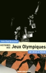 """Couverture du livre : """"Histoires des Jeux olympiques"""""""