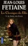 """Couverture du livre : """"Le sang des elfes"""""""