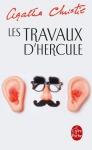 """Couverture du livre : """"Les travaux d'Hercule"""""""