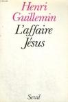 """Couverture du livre : """"L'affaire Jésus"""""""