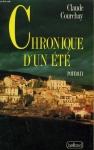 """Couverture du livre : """"Chronique d'un été"""""""