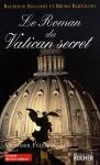 """Couverture du livre : """"Le roman du Vatican secret"""""""