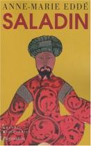 """Couverture du livre : """"Saladin"""""""