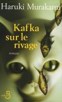 """Couverture du livre : """"Kafka sur le rivage"""""""